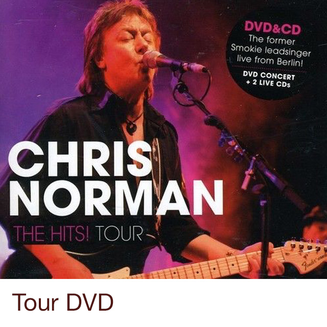 The Hits! Tour DVD Dänemark